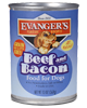 Evanger's Beef with Bacon (13 oz)