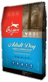 Orijen Adult Dog Food, 4.5 lb.