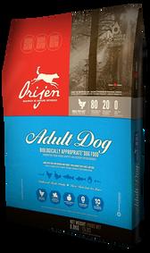 Orijen Adult Dog Food, 25 lb.