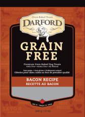 Darford Grain Free Bacon Biscuits (12 oz.)
