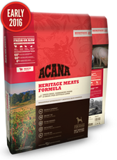 Acana Heritage Meats for Dogs (Choose size to view price)