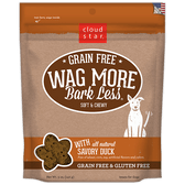 Wag More Bark Less Soft & Chewy Savory Duck Treats, 5 oz.