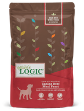Nature's Logic Canine Beef Meal Feast (Choose size to view price)