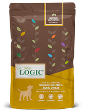 Nature's Logic Canine Chicken Meal Feast (Choose size to view price)