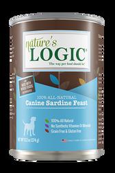 Nature's Logic Canned Canine Sardine Feast , 13.2 oz.