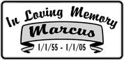 In Loving Memory - 11