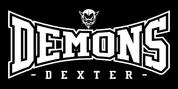 Dexter Demons (Spirit-16) Car Decal