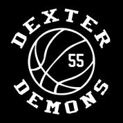 Dexter Demons (Basketball-11) Car Decal
