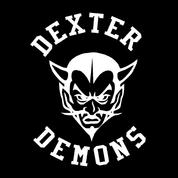 Dexter Demons (Spirit-11) Car Decal