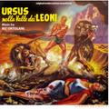 Riz Ortolani-Ursus nella valle dei Leoni-'61 ITALIAN OST-NEW CD