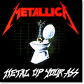 Metallica-Metal Up Your Ass-NEW LP RED