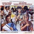 Mario Nascimbene-Costantino il grande/Giuseppe venduto dai fratelli-OST-NEW CD