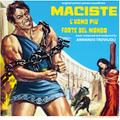 Armando Trovajoli-Maciste l'uomo più forte del mondo-'61 ITALIAN OST-NEW CD