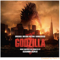 ALEXANDRE DESPLAT-GODZILLA-OST-NEW 2LP 180gr blood red vinyl