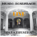 Museo Rosenbach-Zarathustra Live In Studio-Italian Prog Rock-NEW CD