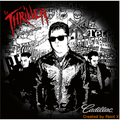 "THE THRILLER-Cadillac-Greek Psychobilly trio-NEW 7"" COL"