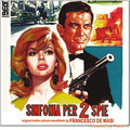 Francesco De Masi-Sinfonia per due spie-'65 SPY OST-NEW CD