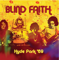 BLIND FAITH-Hyde Park '69-NEW LP COLORED