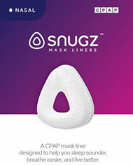 SNUGS NASAL MASK LINERS