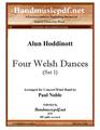 Four Welsh Dances (Set 1)