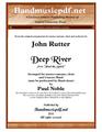 Feel the Spirit - Deep River