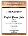 English Dance Suite - III Hornpipe
