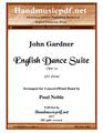 English Dance Suite - VI Pavan