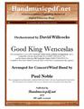 Good King Wenceslas