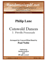 Cotswold Dances 3. Pittville Promenade