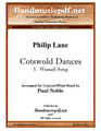 Cotswold Dances 5. Wassail Song