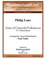 Suite of Cotswold Folkdances 6. Princess Royal