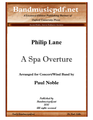 A Spa Overture