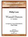 Wassail Dances 2. Yorkshire