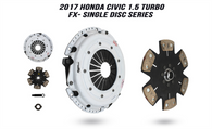 Clutch Masters 2016+ Honda Civic 1.5T Clutch, FX350 - Single Disc Clutch Series