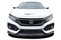 GReddy Carbon Front Lip Spoiler Honda Civic Si 2017+
