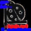 80107  Ladybug Finial (80107)