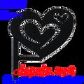 80105 Hearts Finial (80105)