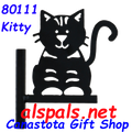80111  Kitty Finial (80111)