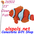 26502 Clown Fish Swimming Fish (26502)