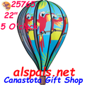 """For those that live in high sun areas ( U V Rays ) or that want the best for their out door treasures order #22795 UV Tech 4oz or #22798 UV Tech 12oz   5 O'Clock 22"""" Hot Air Balloons (25765)"""