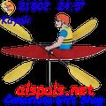21802  Kayak , Whirligig (21802)