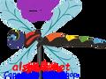 "21807  Dragonfly 28""    Whirligig (21807)"