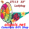 27113  Ladybug Triple Spinners (27113)