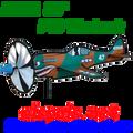 "26331 P-40 Warhawk 20"" : Airplane Spinners (26331)"