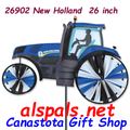 "26902 New Holland 26"": Tractor Spinners (26902)"