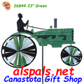 "26844 Old Tractor Green 23"": Tractor Spinners (26844)"