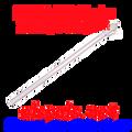 "23953 House Flag 60"" Pole White Fiberglass (23953)"
