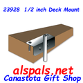 "23928 Deck Mount Bracket 1/2"" (23928)"