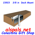 "23923  Deck Mount Bracket 3/8"" (23923)"