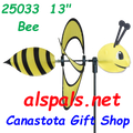 """25033 Bee 13""""   Petite & Whirly Wing Spinner (25033)"""